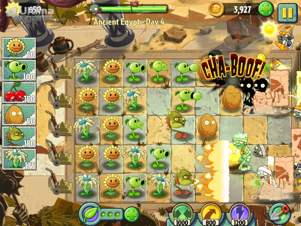 Imágenes de plants vs zombies 2 plants vs zombies 2 it s about time